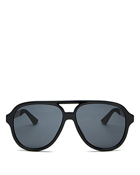 Gucci - Men's Brow Bar Square Sunglasses, 59mm
