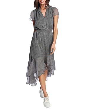1.state Dresses RUFFLED HIGH-LOW DRESS