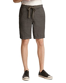 John Varvatos Star USA - Benson Regular Fit Drawstring Shorts