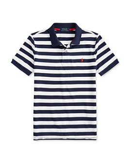 Ralph Lauren - Boys' Cotton Striped Polo - Big Kid