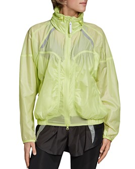 adidas by Stella McCartney - Hooded Rain Jacket