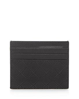 Bottega Veneta - Intarsio Leather Card Case