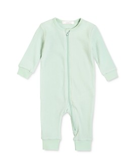 FIRSTS by petit lem - Boys' Zip Sleep Coverall - Baby