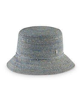 Helen Kaminski - Tonya Raffia Bucket Hat