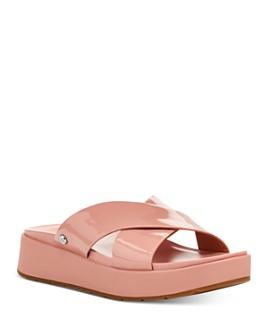 UGG® - Women's Emily Slip On Cross Band Sandals
