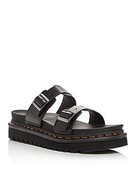 Dr. Martens - Women's Myles Platform Slide Sandals