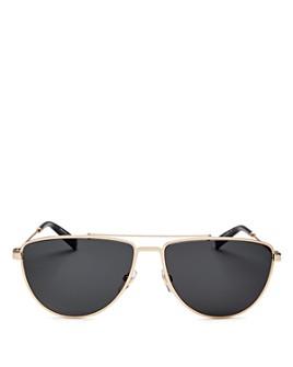 Givenchy - Unisex Brow Bar Cat Eye Sunglasses, 58mm