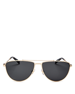 Givenchy Unisex Brow Bar Cat Eye Sunglasses, 58mm