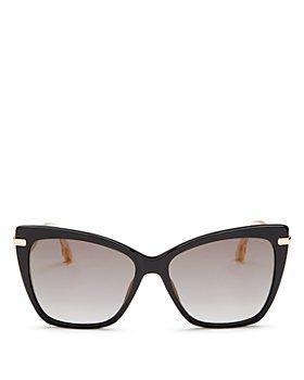 Jimmy Choo - Women's Selby Cat Eye Sunglasses, 57mm