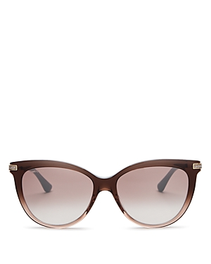 Jimmy Choo Women's Axelle Cat Eye Sunglasses, 56mm