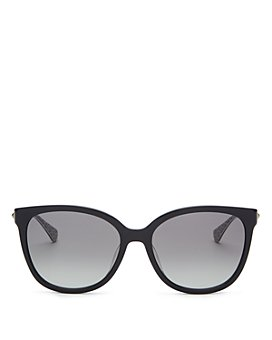 kate spade new york - Women's Britton Polarized Square Sunglasses, 55mm