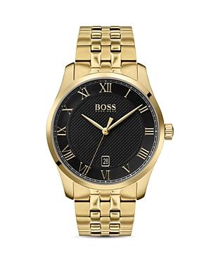Boss Hugo Boss Master Watch, 41mm