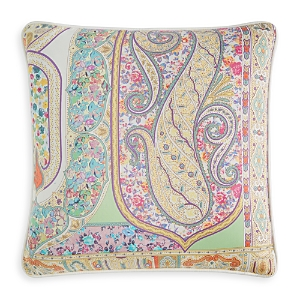 Etro Lourmarin Paisley Decorative Pillow, 18 x 18