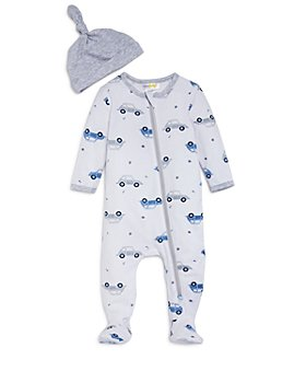 Bloomie's - Boys' Vehicles Footie & Hat Set, Baby - 100% Exclusive