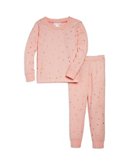 Bloomie's - Girls' Stars Pajama Set, Baby - 100% Exclusive
