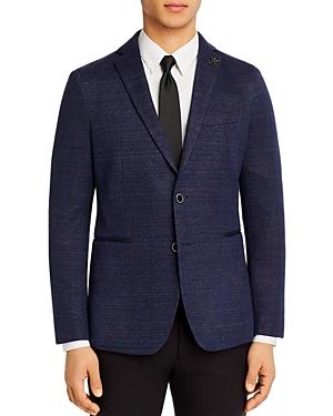 John Varvatos Star Usa Varick Jersey Windowpane Slim Fit Sport Coat-Men