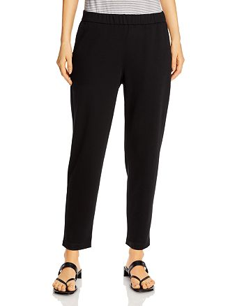 Eileen Fisher Petites - Slouchy Ankle Pants