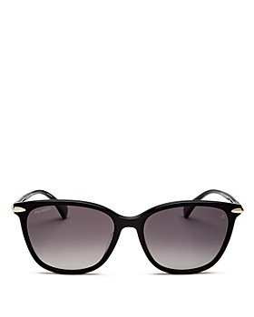 rag & bone - Women's Polarized Square Sunglasses, 55mm