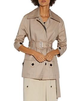 COACH - Belted Utility Jacket