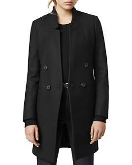 ALLSAINTS - Adrea Double-Breasted Coat