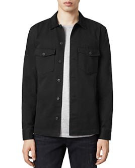 ALLSAINTS - Lancer Military Button-Down Shirt