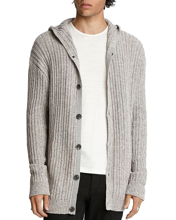 John Varvatos Collection - Easy Regular Fit Cardigan
