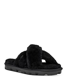 UGG® - Women's Fuzzette Shearling Slide Slippers
