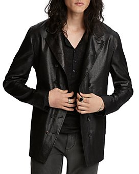 John Varvatos Collection - Double-Breasted Button Front Slim Fit Jacket
