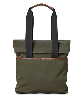 Shinola - Mack Fold-Over Tote Bag