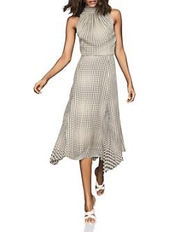 REISS - Jenna Printed Dress