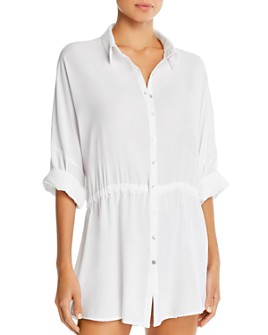 L*Space - Pacifica Tunic Swim Cover-Up