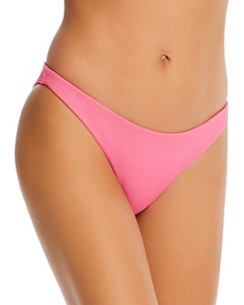 L*Space - Camacho Ribbed Bikini Bottom