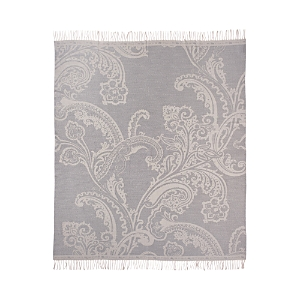 Etro Roussillon Fringed Throw, 55 x 71