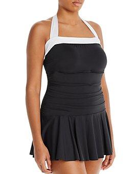 Ralph Lauren - Bel Aire Skirted Swim Dress