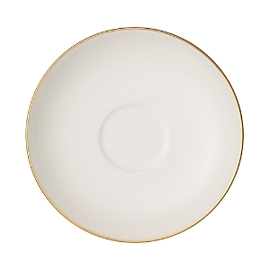 Villeroy & Boch Anmut Gold Espresso Cup Saucer-Home