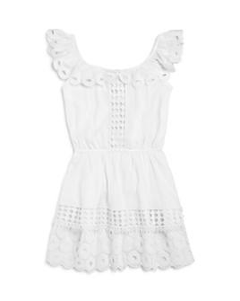 Peixoto - Girls' Ella Lace-Trimmed Dress - Big Kid