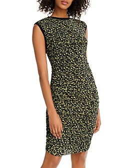 Notes du Nord - Ollie Printed Bodycon Dress