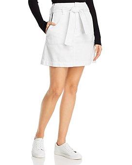 rag & bone - Paperbag-Waist Skirt