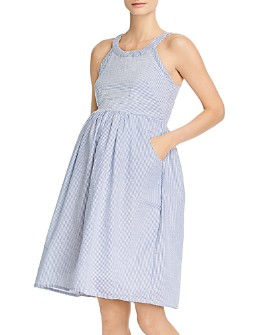 Nom Maternity - Molly Bow-Back Maternity Dress