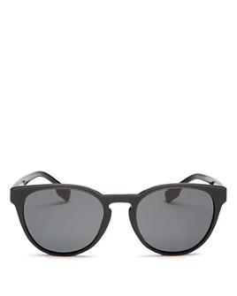 Burberry - Men's Round Sunglasses, 54mm