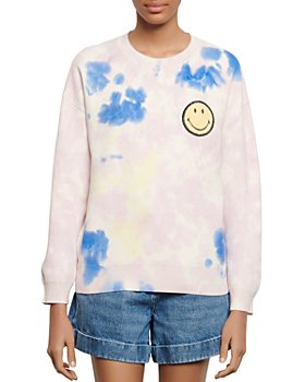 Sandro - Dayey Tie-Dyed Sweater