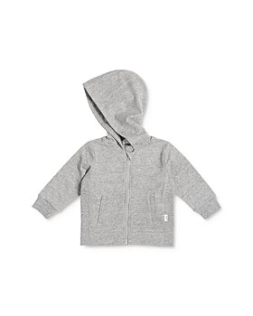 Miles Child - Unisex Full-Zip Hoodie - Little Kid
