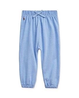 Ralph Lauren - Boys' Cotton Oxford Solid Joggers - Baby