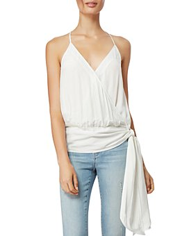 Habitual - Camryn Side-Tie Top