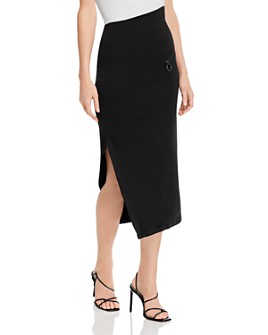 ALIX NYC - Russell Side-Slit Pencil Skirt