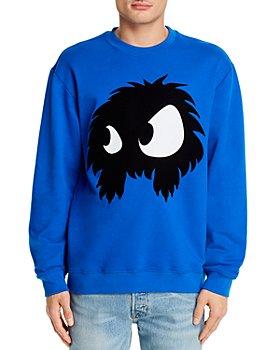 McQ Alexander McQueen - Chester Cotton Logo Graphic Sweatshirt