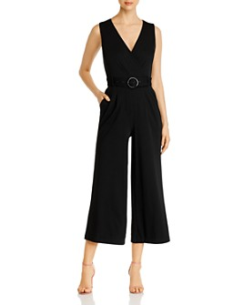 KARL LAGERFELD PARIS - Sleeveless Jumpsuit