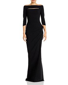Chiara Boni La Petite Robe - Kate Off-the-Shoulder Gown