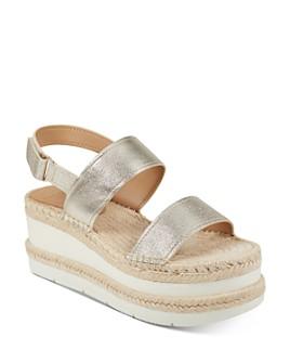 Marc Fisher LTD. - Women's Gallia Espadrille Platform Sandals