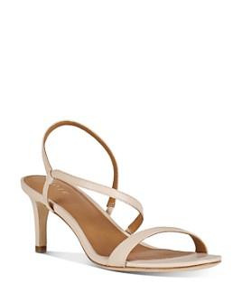 Joie - Women's Madi Slingback Mid-Heel Sandals